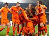 Соперник Украины в Лиге наций сборная Нидерландов пока запланировала только один товарищеский матч