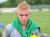 Владислав Кулач: «В матче с «Динамо» нам не хватило фарта»