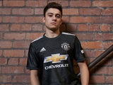 «Манчестер Юнайтед» представил новую выездную форму (ФОТО)