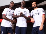 «Ливерпуль» представил гостевую форму на следующий сезон (ФОТО)