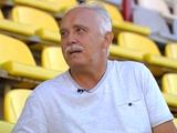 Сергей Рафаилов: «Не сомневался, что перед матчем «Шахтер»— «Мариуполь» многие бразильцы уедут»