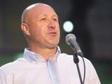Игорь Суркис поздравил Игоря Кутепова с 55-летием