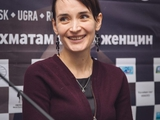 Екатерина Лагно выиграла вторую партию финального матча