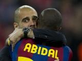 Абидаль: «Гвардиола не разрешал мне говорить с Анри по-французски»