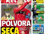 Португальские СМИ разочарованы: «Украинский автобус остановил португальское наступление»