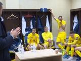 «Нас ждем полный стадион в Киеве, для нас — это самая важная игра». Что говорил Шевченко футболистам в раздевалке (ВИДЕО)