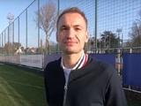 Евгений Макаренко: «Помню, как Ярмоленко кричал мне: «Отдай мяч, если не знаешь, что с ним делать!»