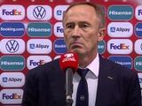 Александр Петраков: «Даже не знаю, что сказать... Люди играют в Лиге чемпионов, а допускают такие ошибки»