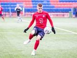 Еще один воспитанник киевского «Динамо» будет выступать в Беларуси
