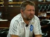 Олег Саленко: «На первых тренировках в «Динамо» ветераны говорили мне: «Не бегай так сильно, не выдержишь. Покажешь все в игре»