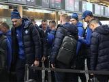 «Динамо» отправилось на второй межсезонный сбор (ФОТО, ВИДЕО)