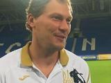 Андрей Пятов: «Раньше нам говорили: дайте мяч Коноплянке или Ярмоленко, и они что-то придумают…»