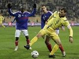 Украина – Франция 2:2. Отбор Евро 2008