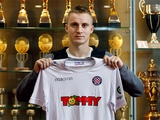 Александр Сваток: «Хайдук» — лучший из всех вариантов, которые у меня были. Счастлив перейти в этот клуб»