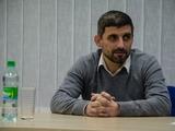 «Николаев» уволил Шищенко с должности главного тренера команды