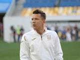 Евгений Коноплянка: «В матчах с Литвой и Португалией наша цель — минимум четыре очка»