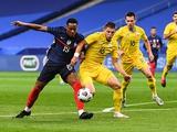 Отборочный матч ЧМ-2022. Франция — Украина, 24 марта: статистика встреч