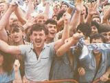 Сто тысяч. Какой была посещаемость футбольных матчей в Киеве?