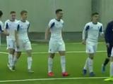 «Днепр-1 U-21» — «Динамо U-21» — 1:4. ВИДЕОобзор