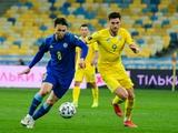 Украина — Казахстан — 1:1. Увидеть Париж, и?..