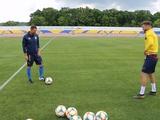 Андрей Ярмоленко провел первую тренировку в сборной после травмы (ВИДЕО)