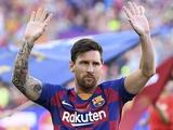 Месси рассматривает вариант с уходом из «Барселоны» по окончании сезона