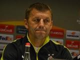 Мирослав Джукич: «Мы очень хотим занять первое место в группе»