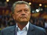 Мирон Маркевич: «За 90 минут команда один раз пробивает по воротам. Ужас!»