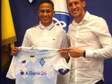 Данило Силва — Витиньо: «Добро пожаловать в «Динамо» — самый большой клуб в Украине»