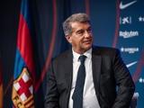 Лапорта: «Барселона» выше Месси и всех остальных»