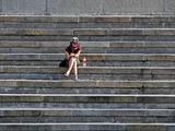 Тишину шагами меря
