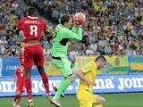 Андрей Пятов: «Забей мы второй гол Люксембургу и намного проще довели бы игру до победы»