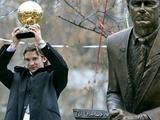 Андрей Шевченко: «Всегда буду благодарен болельщикам, без поддержки которых я бы не завоевал «Золотой мяч»