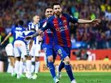 «Барселона» повторила рекорд времен Гвардиолы