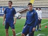 Назарий Русин может не помочь молодежной сборной Украины в матче с Финляндией