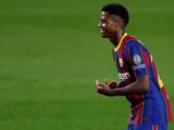Фати стал самым молодым автором гола в истории Эль-Класико