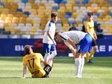 Трое травмированных в Киеве игроков «Александрии» не сыграют против «Шахтера»