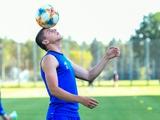 Миколенко вернулся в общую группу, Попов тренируется индивидуально