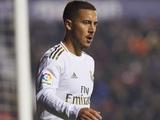 «Реал» потерял Азара на три месяца