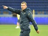Андрей Шевченко: «Хорошо, что сегодня будет доступно шесть замен»