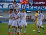 Первая лига. «Динамо-2» переигрывает «Гелиос»