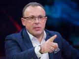 Дмитрий Спивак — о борьбе с коррупцией в украинском футболе (ВИДЕО)