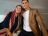 Мать Роналду перенесла инсульт