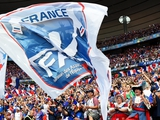 Французские болельщики: «Недавно мы уничтожили Украину 7:1, а теперь радуемся, что не проиграли»