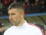 Александар Коларов: «Украинцы играли как команда, а мы не команда…»