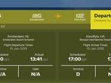 Фран Соль вылетел в Киев (ФОТО, ВИДЕО)