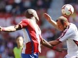Зозуля заработал пенальти за «Альбасете». Его партнер забил ударом со своей половины поля (ВИДЕО)