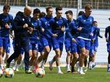 «Динамо» готовится к матчу с «Александрией» (ФОТО, ВИДЕО)