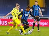 В стане соперника. «Брюгге», забив шесть мячей, вышел в 1/8 финала Кубка Бельгии и довёл свою победную серию до восьми матчей