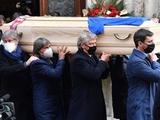 Дом Паоло Росси ограбили во время его похорон
